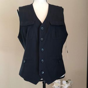 NWT Kenneth Cole New York Vest
